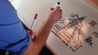 Whiteboard Animation London detail